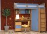 Vaikų kambario baldai. Baldų dizainas, projektavimas ir gamyba (6)