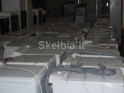 Naudotos skalbimo mašinos iš Vokietijos tel. 868461047