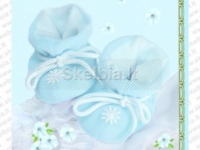 Krikštynų atributika ir dekoracijos