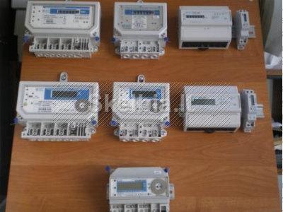 Elektros skaitiklis, modulinis elektros skaitiklis