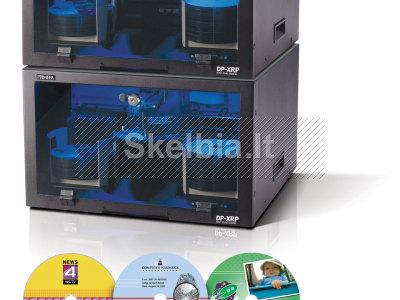 CD, DVD diskų spausdinimas