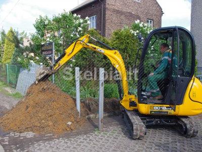 867649574, Žemės kasimo darbai Vilniuje