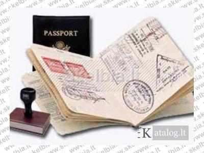 DAUGKARTINES VIZOS I RUSIJA IR BALTARUSIJA NUO 19 EUR, 867984011
