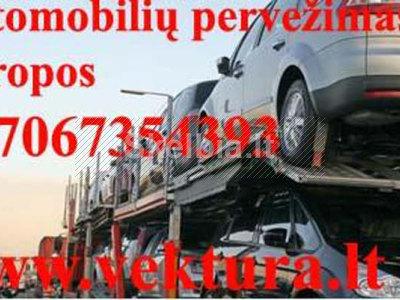 Automobiliu pervežimas iš Italijos 37067354393