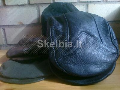 Kepurė iš natūralios odos Vilniuje 9 eurai