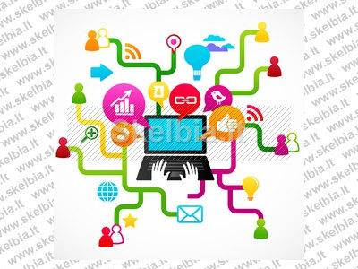 Reklamos paslaugos internete