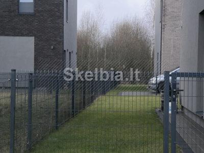 Segmentinės tvoros. Montavimas