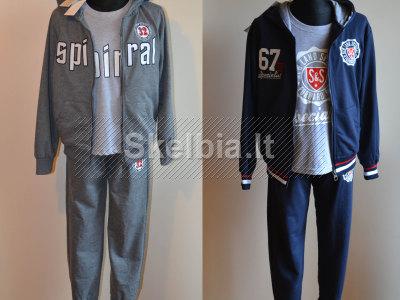 Nauji sportiniai kostiumai berniukams daug modeliu