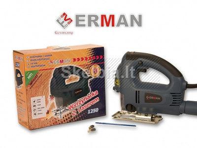 Siaurapjūklis Erman 1250 w