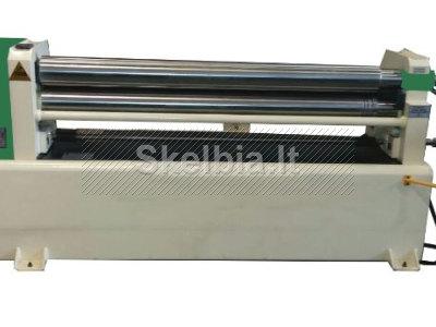 Naujos SHV metalo lakštų lankst. staklės valcai