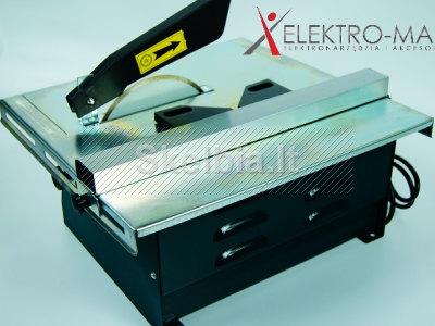 Naujos Eurotek staklės skirtos plytelėms pjauti