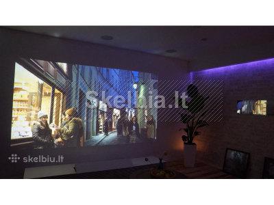 Video projektoriaus nuoma Panevėžyje
