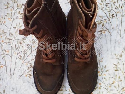 nauji batai rieker