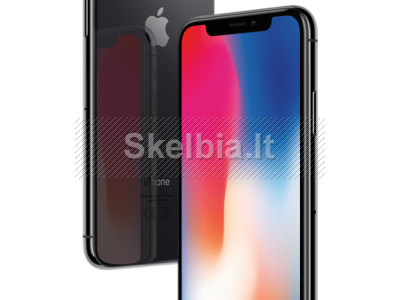 Apple iPhone X, 5. 8, IOS 11