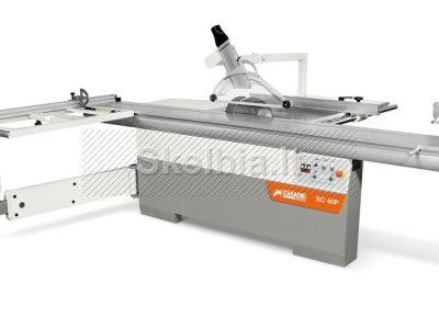 21 - 60 - 409 Formatinio pjovimo staklės CASADEI SC40P naujos