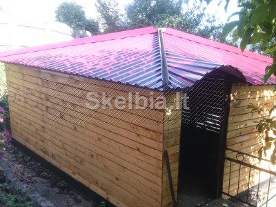 Nebrangiai dengiame stogus, skardiname, remontuojame, renovuojame