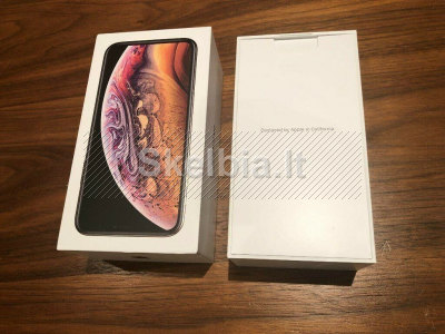 Apple iPhone XS Max - 512GB - Gold Unlocked