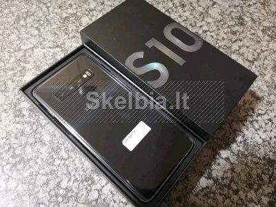 atrakinta nauja Samsung Galaxy S10 - S9 128GB
