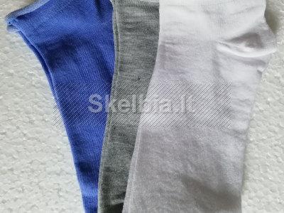 Moteriškos kojines nespaudžia blauzdų