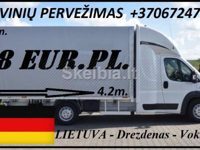 Drezdenas - Lietuva