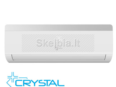 Crystal šilumos siurbliai oro kondicionieriai