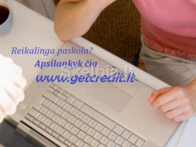 Greitos paskolos internetu palankiausiomis sąlygomis