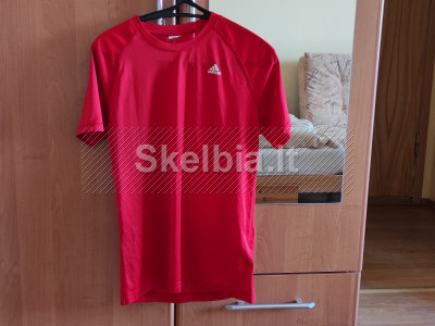 Adidas vyriški marškinėliai S dydžio